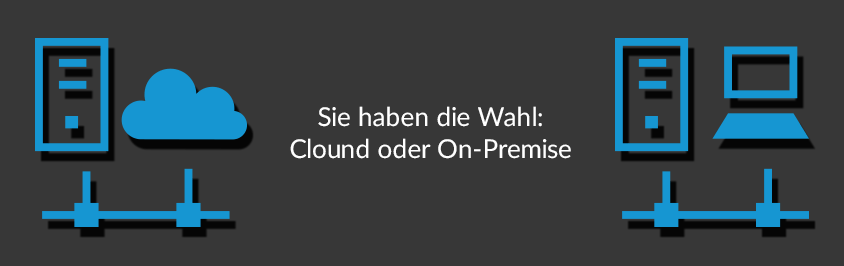 3CX-Installation in der Cloud oder On-Premise